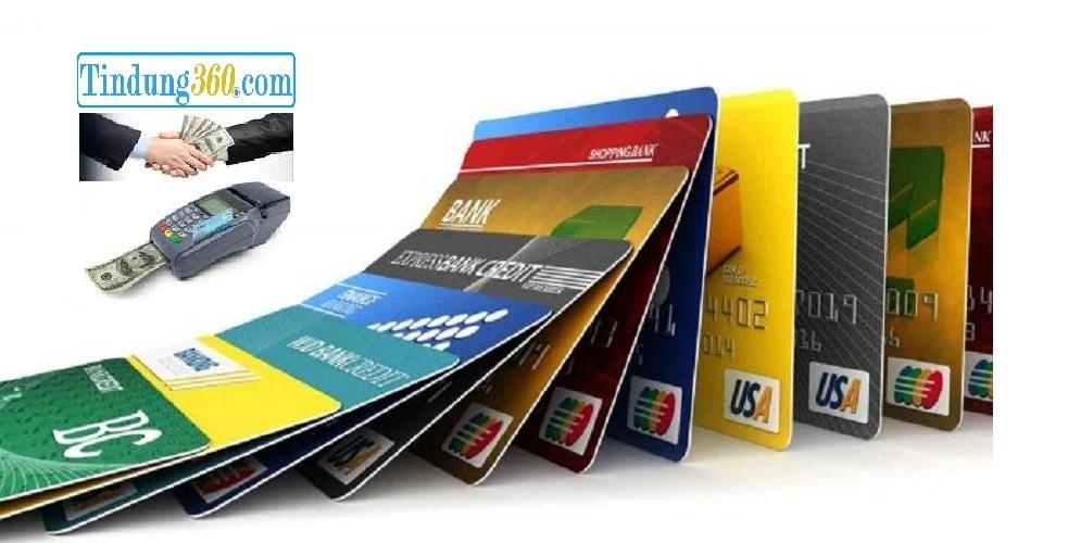 Dịch vụ rút tiền mặt từ thẻ tín dụng 360