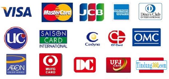 Các tổ chức phát hành thẻ tín dụng
