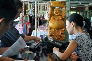 Cách mua vàng bằng thẻ tín dụng
