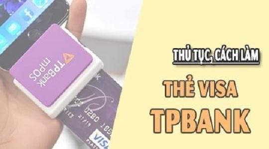 Thủ tục làm thẻ tín dụng TPbank