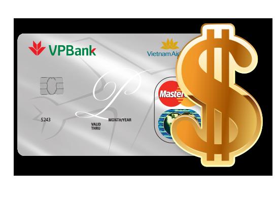 Rút tiền mặt từ thẻ tín dụng vpbank Mở thẻ thông tin cần lưu ý