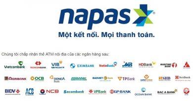 Napas là gì? Sử dụng thẻ ATM nội địa Napas như thế nào